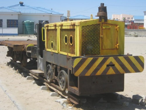 The Port Nolloth Locomotive